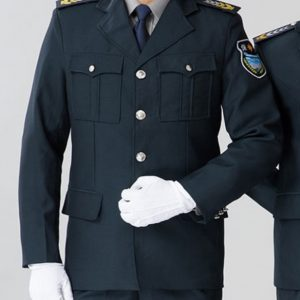 B307新款鐵路保安服務肩章安檢工作服