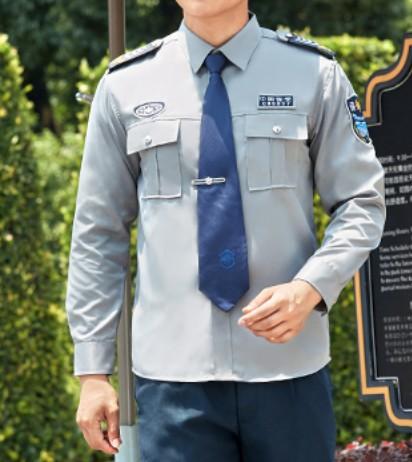 B309 男女反領工作衫肩帶, 布料精紡呢