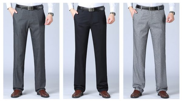 B318 保安男西褲,潮流高檔款式