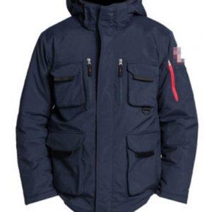J514 2合一外套連帽抓毛內膽防水外套