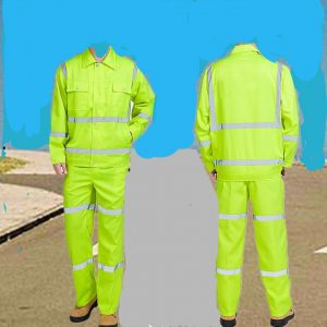 D365 長袖防水反光衫褲