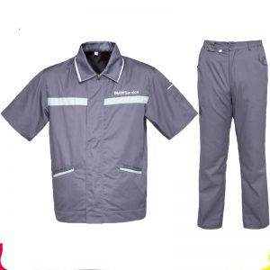 D372 短袖衫褲地盤制服